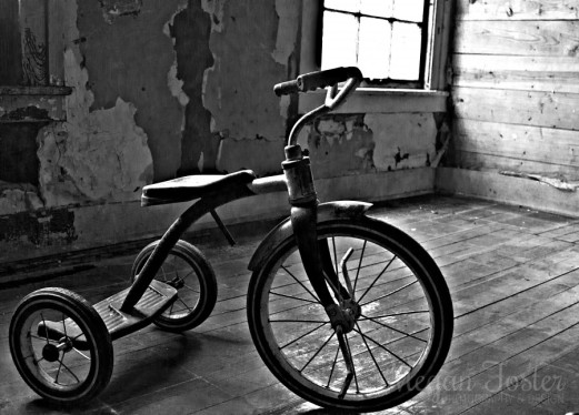 Tricycle-BW